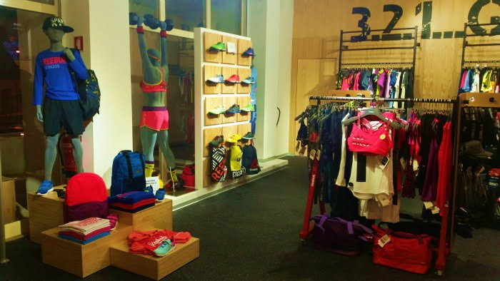 0c980354e40 Reebok abre loja no Porto - Distribuição Hoje