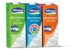 Mimosa Bem Essencial - leite - embalagens 2016
