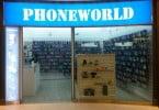 Phoneworld - loja Spacio Shopping - Distribuição Hoje