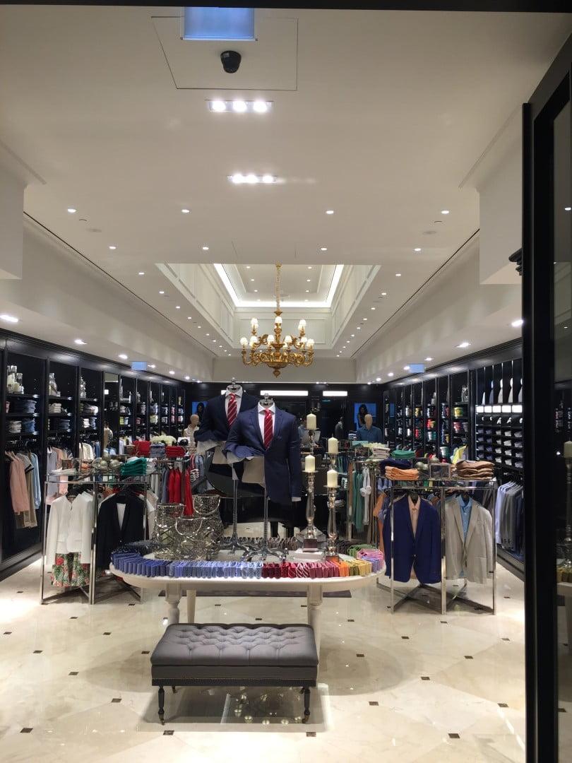 Sacoor brothers inaugura o de loja em braga 1 - Centro comercial nova arcada ...