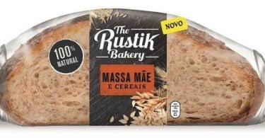 The Rustik Bakery Massa Mãe e Cereais