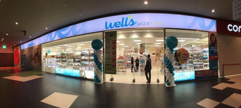Well s atinge as 170 lojas distribui o hoje - Centro comercial nova arcada ...