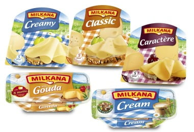 queijos Milkana