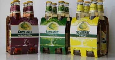 Somersby sidras Distribuição Hoje