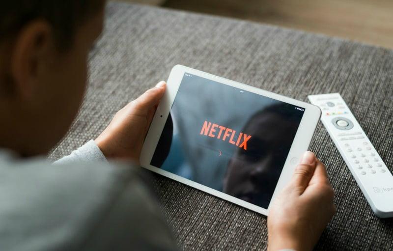 Netflix Distribuição Hoje