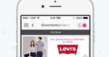 Showroomprive cresce 21% em 2017