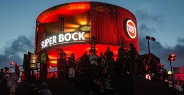 Super Bock - Rock in Rio - Distribuição Hoje