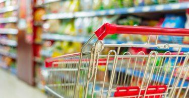 linear de supermercado