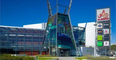 centro comercial Alegro Alfragide