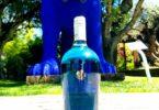vinho azul