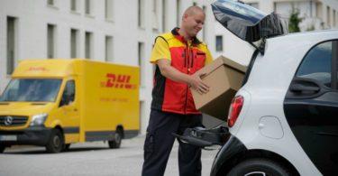 parceria DHL e Smart