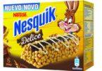 barras de cereais Nesquick