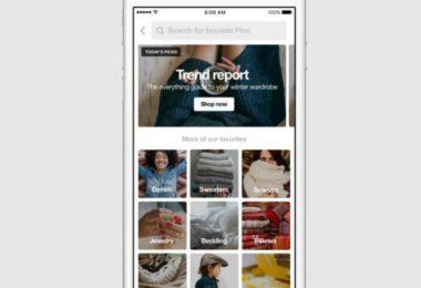 Pinterest-Shop