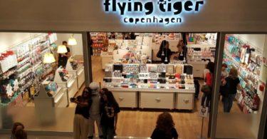 Flying Tiger abre nova loja em Guimarães