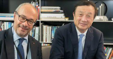 Huawei e Leica - centro de investigação e desenvolvimento - Distribuição Hoje