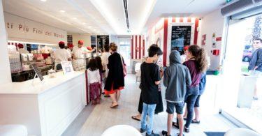 Santini cria gelados com chocolate Nestlé