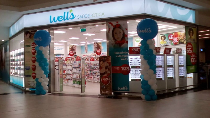 lojas Well's