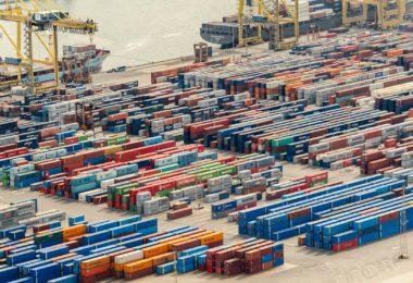 Exportações e importações: balança deficitária em 1.631 milhões