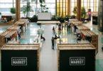 centros comerciais CBRE