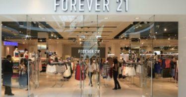 loja Forever 21