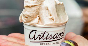 gelados Artisani