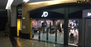 JD Sports recruta para nova loja