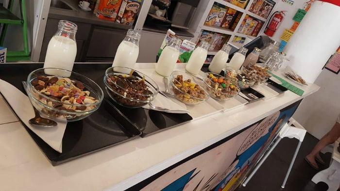 Pop Cereal Café - Distribuição Hoje
