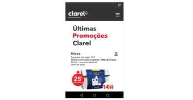app Clarel Distribuição Hoje