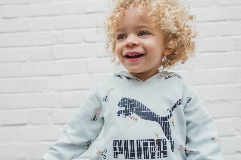 46b98a8307 Puma lança nova coleção para crianças - Distribuição Hoje
