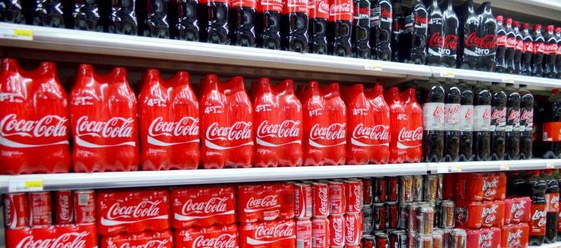 Coca-Cola fecha terceiro trimestre com receitas de 3 mil M€