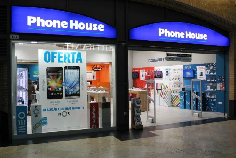 lojas Phone House