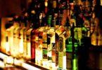 exportações de bebidas espirituosas