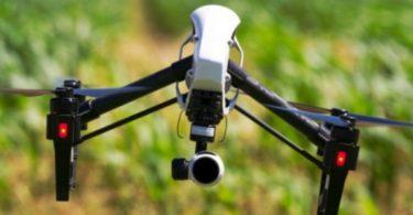 drone na agricultura - Distribuição Hoje
