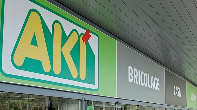 AKI investe 1,4 M€ em Loures