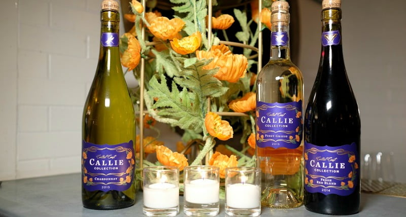 packaging de vinhos da Corticeira Amorim