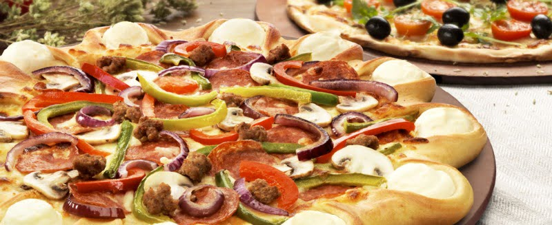restaurantes Pizza Hut