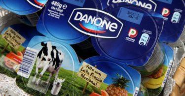 iogurtes Danone Portugal