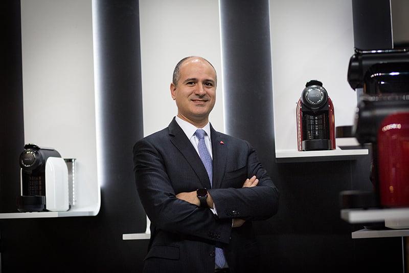 Rui Miguel Nabeiro, administrador do Grupo Nabeiro - Delta Cafés
