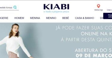 loja online da Kiabi