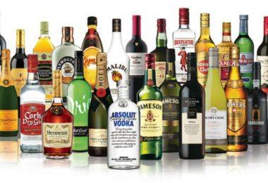 informação nutricional vai passar a estar disponível nas bebidas distribuídas pela Pernod Ricard
