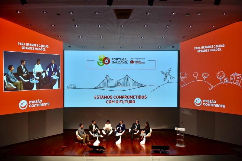 Portugal Saudável Missão Continente Distribuição Hoje