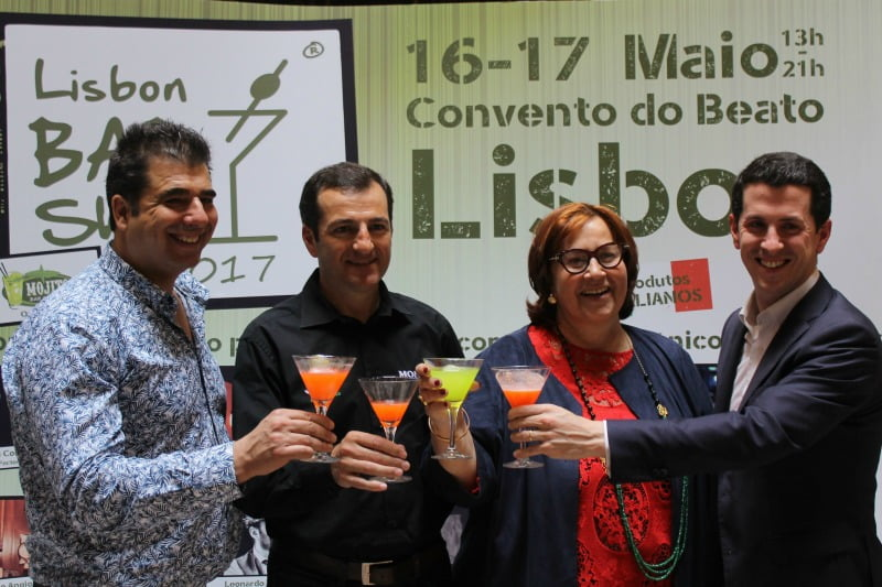 Lisbon Bar Show promove Dia Nacional do Cocktail