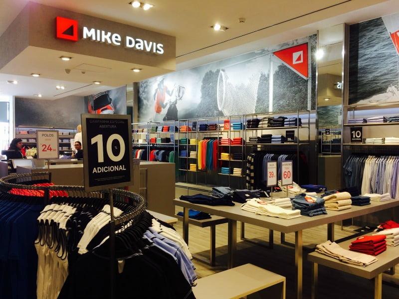 loja Mike Davis no Freeport Outlet
