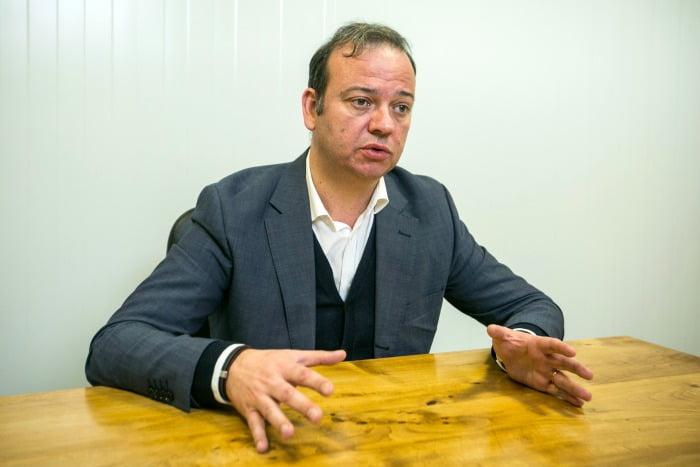 Pedro Teixeira, CEO da Brieftime