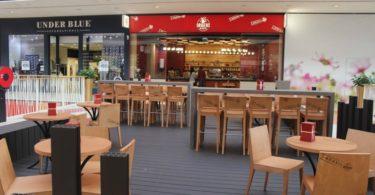 SICAL coffee shop Dolce Vita Tejo Distribuição Hoje