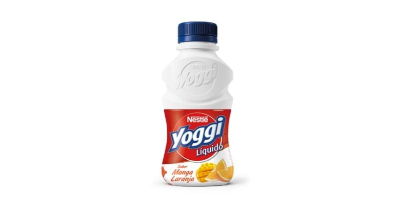 Yoggi Manga Laranja - Distribuição Hoje