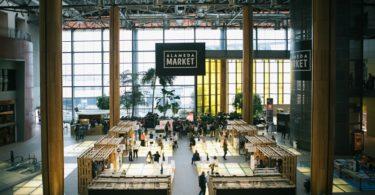 Alameda Market - Distribuição Hoje
