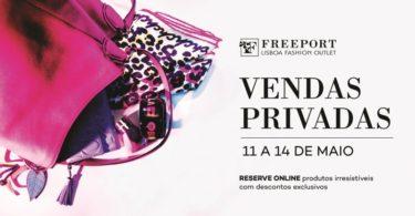 Freeport - vendas privadas - Distribuição Hoje