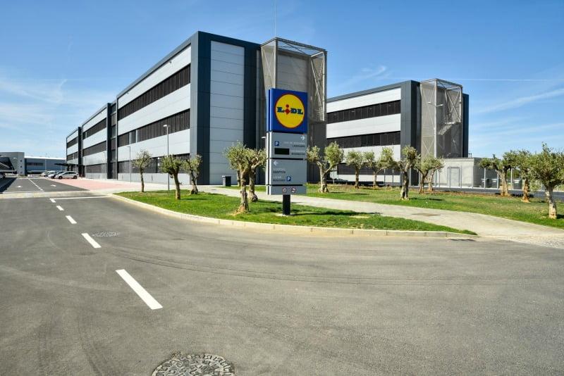 Lidl Portugal - sede  - Distribuição Hoje