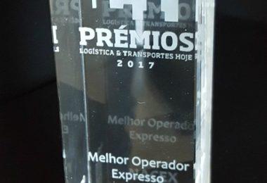 NACEX - prémio melhor operador logístico